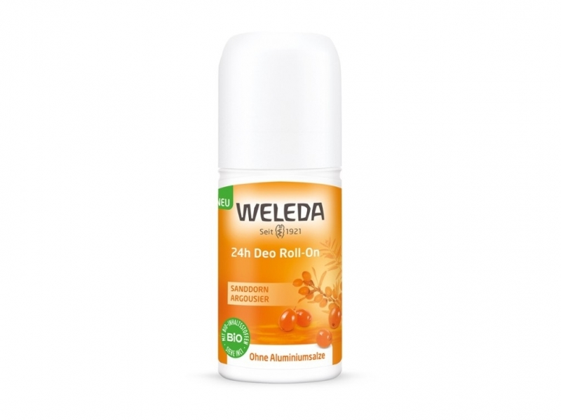 WELEDA Argousier 24h Deo Roll-On 50 ml